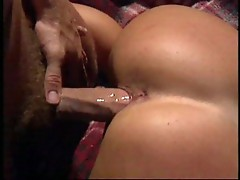 Sucking and vaginal fun in wilderness