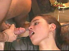 German cumshot collection