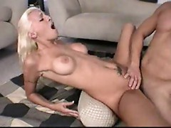 Blond slut Angelina wants a orgasm