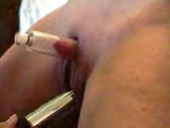 Clit pump in action