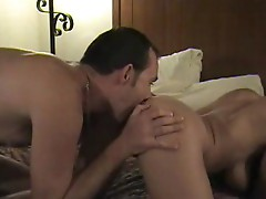 Firsttime anal pleasure