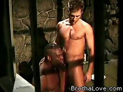 Brutal love in jail