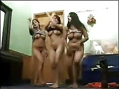 Indian teens dancing nude on web cam