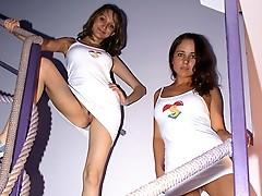 Kinky lesbian teens