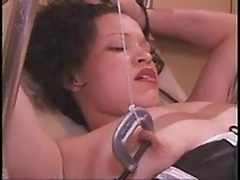 BDSM games with upholstered nanny