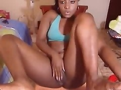 My Ebony Friends in Homemade Compilation #8