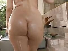 Mya's Big Oiled Butt...F70