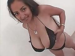 Big Tit Indian Vanessa POV