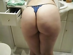 The wonderful ass of my wife