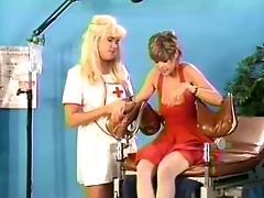 Stacy  fucks with a slut patient Beverly Glen