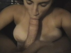 Pretty Girl get face fucked and facial