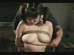 Asian Bondage Orgasm