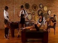 Alektra Blue, Tanya James and Tory Lane And Bobbi Starr Playing Around The