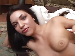 Alicia Angel swallows loads