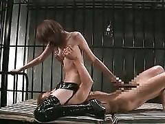 Asian Mistress & slave