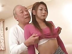 Japanese old man(censored)
