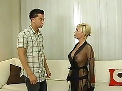 MILF and Younger Guy