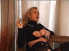 Hot blonde milf 2