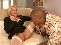 Big Arsed Chicks Love Big Black Dicks #17.elN
