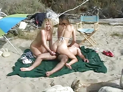Beach fuck