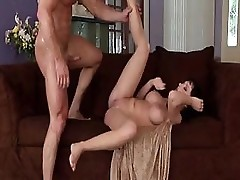 Sex With Melissa Tit Fuck Included