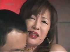 Mature woman orgasm