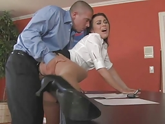 Its a Secretary Things. Part 2