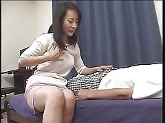 Japanese Young Wife censored 16 +