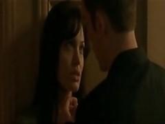 The craziest forbidden fruit scene with Angelina Jollie