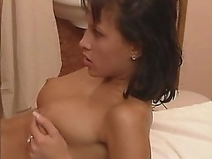 Veronica Vanoza massaged and fucked