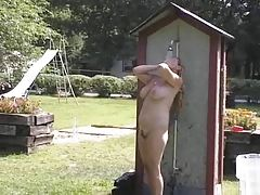 Fun at a Nudist rally 3