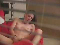 Girls Caught Masturbating