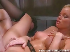 Silvia Saint - Ace in the hole