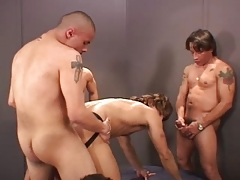 Gay Ultimate Gangbang Slut #2