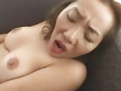 Japanese matures masturbating