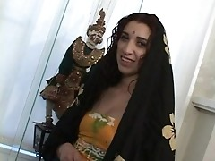 Stunning Indian doll fingered and pounded