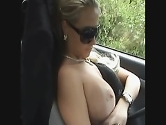 handjob and blowjob at end nice mouthshot - german - csm