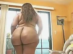 big ebony mama