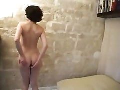 Slut French Wife - Anal