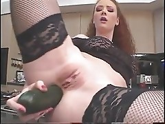 Audrey Hollander, anal whore