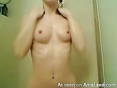 Hot Blonde On WebCam -MM-