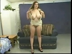 REAL BIG natural TITS