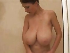 Anya's Jumbo Sized Knockers