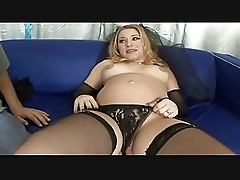 pregnant fuck in stockings