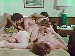 John Holmes classic motel orgy