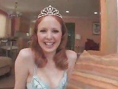 Redhead Megan Murray Anal Princess