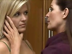 Mature Magdalene Seduces Younger Woman...F70