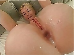 Big Ass german girl Malou love anal