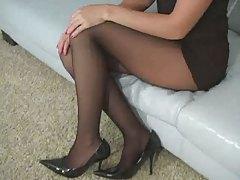 Pantyhose Maria Menendez