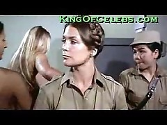 Pam Grier vintage big natural tits